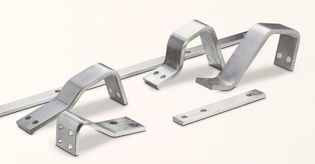 Copper-clad Aluminum (CCA)Bimetal Busbar with Nickel plating.jpg