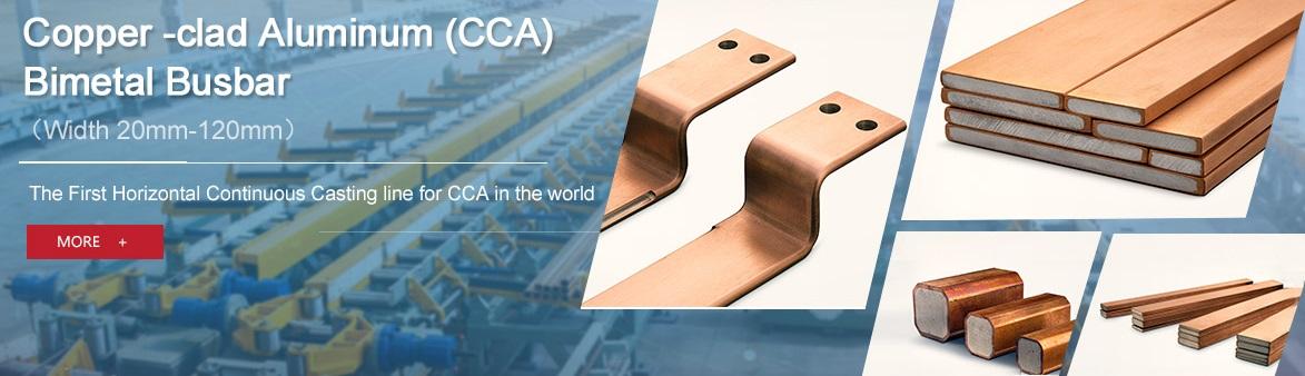 Copper-clad Aluminum (CCA)Bimetal Busbar.jpg